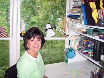 Phyllis Dobbs in Studio