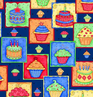 Celebrate Cupcake Patch