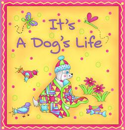 Its a Dog's Life fabrics