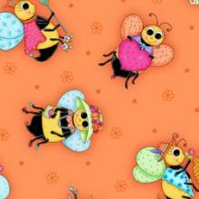 Orange-Bee-toss