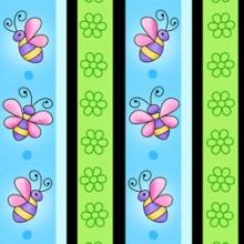 bee-stripe-blue