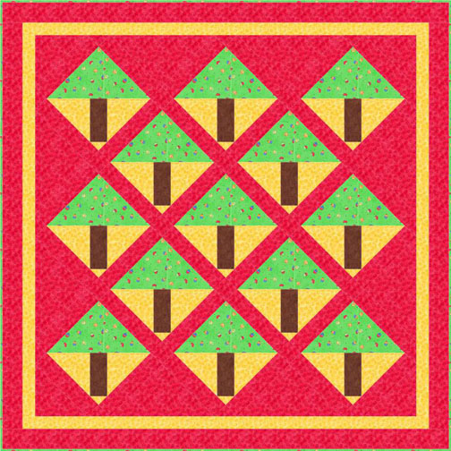 QD04_Christmas_Tree_Quilt