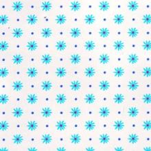 Daisy-turquoise