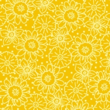 Yellow-floral-tonal