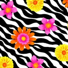 Zebra-stripe-flowers