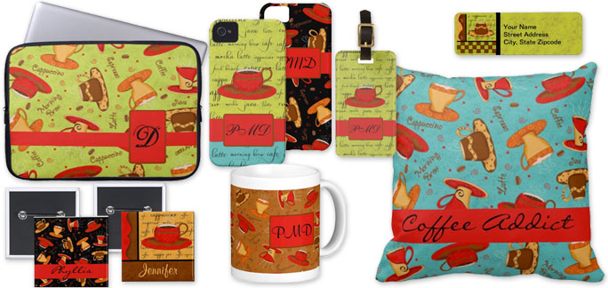 Gift Products Coffee Art